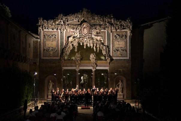 Un concerto del Maggio nel Museo di Palazzo Pitti