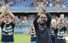 Empoli: Sarri lascia la squadra-miracolo. Dietro l'angolo la Fiorentina o un altro grande club? Lui dice che può stare fermo un anno