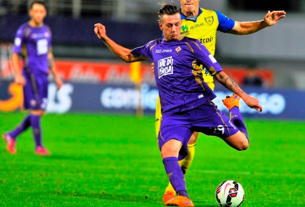Bernardeschi è pronto a scrivere parole importanti per la Fiorentina