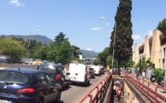 Firenze,Tramvia, lavori e traffico choc: odissea di un 'viaggio' in bus a Careggi (Foto)