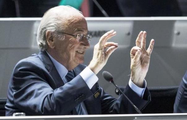 Sepp Blatter, capo assoluto della Fifa