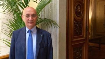 Vincenzo Umbrella direttore della Banca d'Italia a Firenze