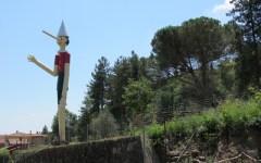 Expo 2015: da Viareggio arriva il Pinocchio di cartapesta, simbolo della Toscana