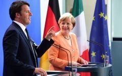 Berlino, vertice Renzi-Merkel: gelo sui migranti e nessun passo concreto su Grecia e terrorismo
