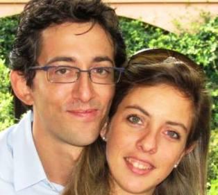 Cristian Brambilla ed Elisa Chiricò (dal profilo Facebook di Elisa Chiricò)
