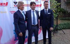 Firenze, premio Fair play Menarini: con Antognoni e Batistuta, una vita per lo sport