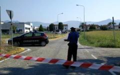 Carrara: maresciallo dei carabinieri ucciso a colpi di pistola sulla porta di casa