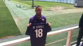 Mario Suarez: è rimasto a Firenze per scelta tecnica. Pronto per l'addio alla Fiorentina?