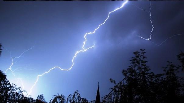 Toscana, allerta per forti temporali lunedì 10 agosto