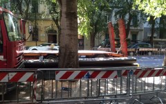 Firenze, Libertà - Don Minzoni - Cure: odissea nel traffico. Fra carreggiate ridotte a sentieri e garage bloccati dai cantieri. Bentornati i...