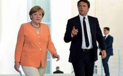 Expo 2015, incontro Merkel - Renzi: Europa e immigrazione, ma anche molte parole al vento