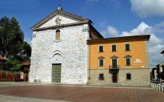 Pisa, crolla il tetto della storica chiesa di San Francesco