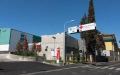L'ingresso del nuovo Pronto Soccorso a Careggi in viale Pieraccini