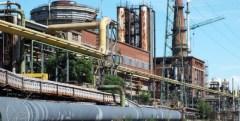 Lo stabilimento Aferpi (ex Lucchini)