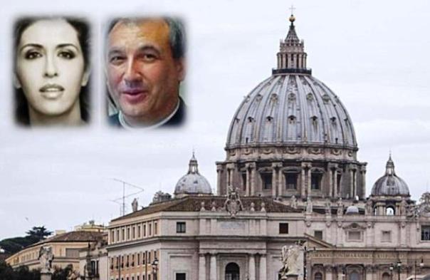 In vaticano gli arresti di mons. Lucio Vallejo Balda e Francesca Immacolata Chaouqui