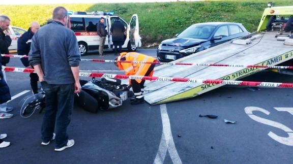 Pisa, incidente mortale. Vittima un volontario della Pubblica assistenza