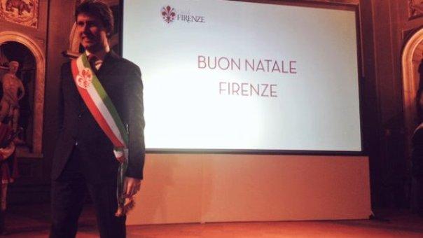 Il sindaco di Firenze, Dario Nardella (foto Twitter - @DarioNardella)