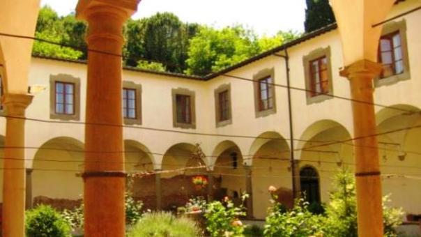 San Miniato, il convento dei francescani