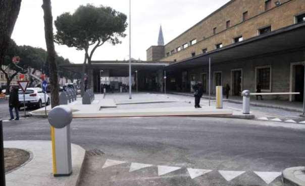 Santa Maria Novella, il nuovo parcheggio