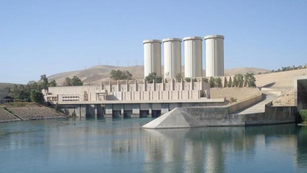 La diga di Mosul