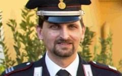 Carrara, ai funerali del maresciallo dei carabinieri ucciso i ministri Alfano e Pinotti