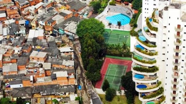 Crescono senza sosta le disuguaglianze fra ricchi e poveri in tutto il mondo