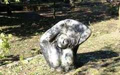 La statua di Bellariva ritrovata al mercato dei Ciompi