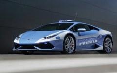 Sanità. Per un trapianto la polizia in Lamborghini corre da Roma a L'Aquila