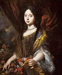 Ritratto di Anna Maria Luisa de' Medici da giovane