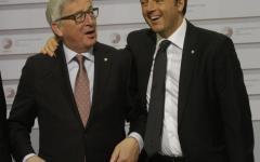UE: il presidente Juncker bacchetta l'Italia, senza flessibilità avrebbe avuto 19 miliardi in meno