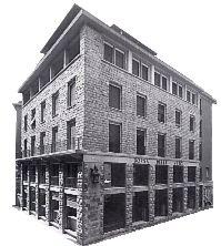Il palazzo della Borsa merci di Firenze