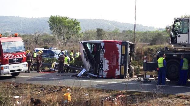 Tragedia del bus in Catalogna: archiviata l'inchiesta penale