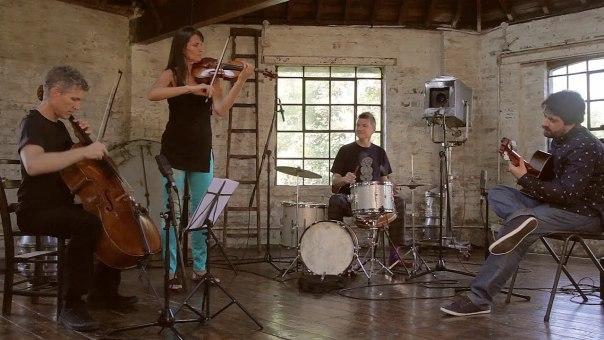 Viktoria Mullova in «Stradivarius in Rio»
