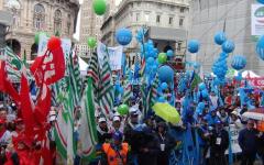 I sindacati: sciopero generale se Renzi non darà risposte su contratti, pensioni, occupazione