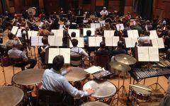 Orchestra Maggio prove