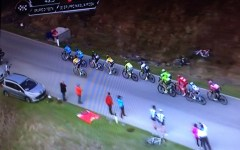 Giro d'Italia: a Corvara vince Chaves, l'olandese Kruijswijk nuova maglia rosa