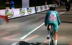 Giro d'Italia: crono dell'Alpe di Siusi al russo Foliforov.  Kruijswijk , secondo, sempre in rosa