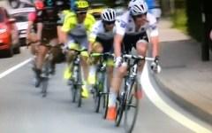 Giro d'Italia, Andalo: vince Valverde, tiene la maglia rosa Kruijswijk, crolla Nibali
