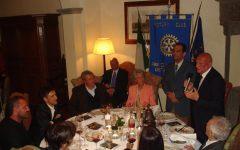 Fiorentina 1926-2016: celebrati i 90 anni (e i 60 dallo scudetto del '56) dal Rotary club Firenze Valdisieve