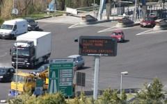 a1: chiusa l'uscita Firenze-Impruneta dalle 22 di stasera 13 alle 6 del 14 giugno