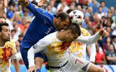 Euro2016: Italia grandissima. Battuta la Spagna (2-0), gol di Chiellini e Pellè. Ora la Germania. Pagelle (Foto)