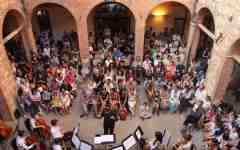 Montepulciano: al via dal 25 luglio il 41ª Cantiere Internazionale d'Arte