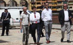Firenze, lungarno Torrigiani: lavori di consolidamento, chiuso per 45 giorni il passaggio pedonale