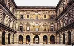 Firenze: Wolfram Christ dirige l'Orchestra del Maggio Musicale nel Cortile di Palazzo Pitti