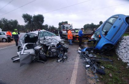 Incidenti stradali: dopo 15 anni torna a salire il numero di morti