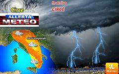 Maltempo: da venerdì 5 arriva la perturbazione Circe, temporali anche al Centro-Sud. Ma farà più fresco
