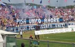 Pisa calcio: rinviata la partita con la Ternana, sconvolto il campionato di serie B