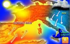 Meteo: arriva Bacco, l'anticiclone delle Azzorre. Bel tempo fino a fine mese