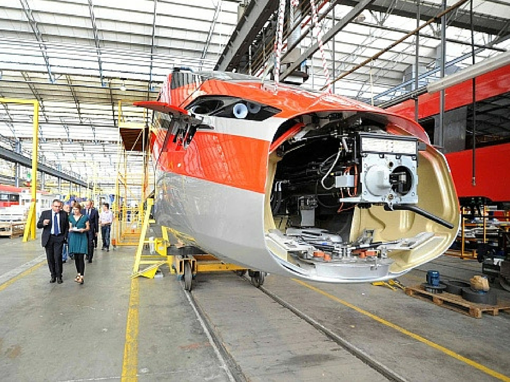 Trenitalia: accordi con Alstom e Hitachi Rail Italy per i nuovi treni