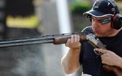 Olimpiadi Rio 2016: il pratese Marco Innocenti medaglia d'argento nel tiro a volo-double trap